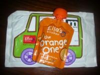 Апельсиновое пюре Ella's kitchen