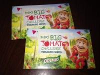 Семена томатов от Dolmio