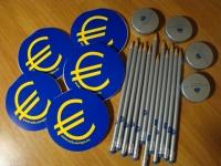 Сувениры от Европейского банка