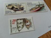 Подарки от почты Чехии