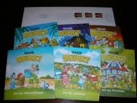 Детские книжки от Bauer Hubert