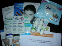 Welcome Pack от Eucerine