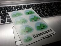 Наклейки Basecamp