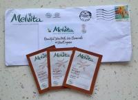 Пробники арганового масла Melvita